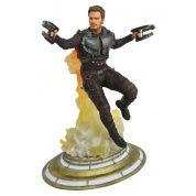 Marvel Gallery GotG Maskless Star-Lord PVC Figure