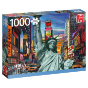 New York Collage - 1000 Teile