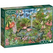 Falcon - Tropical Conservatory (1000 pieces) - 1000 Teile