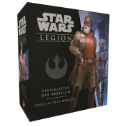 Star Wars: Legion - Spezialisten der Rebellen - DE/IT