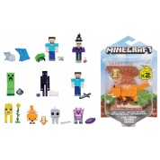 Minecraft Craft-A-Block Figures Assortment (8)