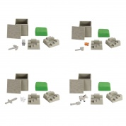 Mincecraft Mini Mining Figure Assortment (18)