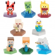 Minecraft Earth Boost Mini Figure Singles Assortment (8)
