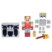 Minecraft Dungeons Deluxe Battle Chest Accessories Assortment (4)
