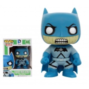 Funko POP! DC Universe - Blackest Night Batman Vinyl Figure 10cm (Exc)
