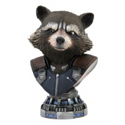Marvel Legends in 3D Avengers Rocket Raccoon 1/2 Scale Bust