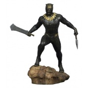 Marvel Gallery Black Panther Movie Killmonger PVC Figure