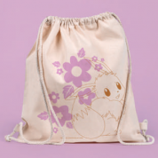 Drawstring Eco Bag - Pokemon Eevee