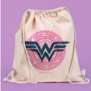 Drawstring Eco Bag - DC Comics Wonder Woman