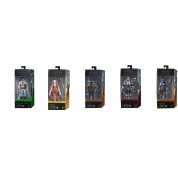 Star Wars S3 BLACK SERIES Figures 15cm Assortment (8) Wave 5