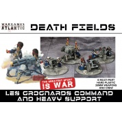 Death Fields - Les Grognards Command and Heavy Support - EN