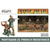 World Ablaze - Partisans (1) French Resistance - EN
