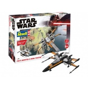 Star Wars - Poe's Boosted X-wing Fighter (1:78) - EN/DE/FR/NL/ES/IT