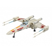 Star Wars - Model Set X-wing Fighter (1:57) - EN/DE/FR/NL/ES/IT