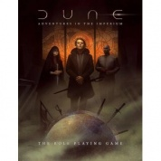 Dune: Adventures in the Imperium – Core Rulebook Standard Edition - EN