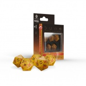Dune: Adventures in the Imperium Dice Set: Arrakis