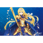 Bushiroad Rubber Mat Collection Vol. 822 Sword Art Online Alicization 'Alice' Display (6)