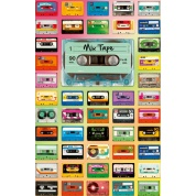 Ravensburger Puzzle - Mix Tape 200pc