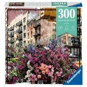 Ravensburger Puzzle - Flowers in New York 300pc