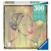 Ravensburger Puzzle - Bubblegumlady 300pc