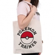 GBEye Tote Bags - POKEMON Trainer