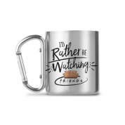 GBeye Carabiner Mug - FRIENDS Rather Be Watching