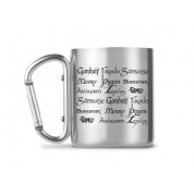 GBeye Carabiner Mug - LORD OF THE RINGS Fellowship