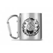 GBeye Carabiner Mug - Rick and Morty