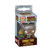 Funko POP! Keychain Marvel Zombies - Thor Vinyl Figure