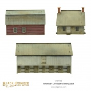 Epic Battles: ACW American Civil War Scenery Pack - EN