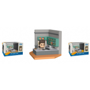 Funko Mini Moments Seinfeld - Kramer w/Chase Vinyl Figures Assortment (5+1 chase figure)