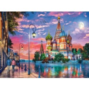Ravensburger Puzzle - Moscow 1500pc