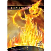 Tokens for MTG - Elemental (ver.1) Token (10 pcs)