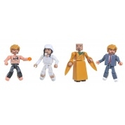 Marvel Netfllix Iron Fist Minimates Box Set