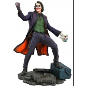 DC Gallery Batman Dark Knight Movie Joker PVC Figure