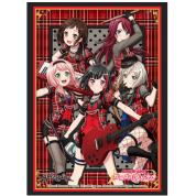 Bushiroad Sleeve Collection HG Vol.2763 BanG Dream! Girls Band Party! Afterglow Display (12 Packs)