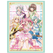 Bushiroad Sleeve Collection HG Vol.2764 BanG Dream! Girls Band Party! Pastel*Palettes Display (12 Packs)