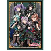 Bushiroad Sleeve Collection HG Vol.2765 BanG Dream! Girls Band Party! Roselia Display (12 Packs)