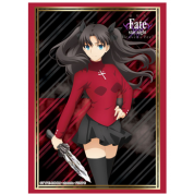 Bushiroad Sleeve Collection HG Vol.2771 Fate/stay night [Heaven's Feel] 'TOHSAKA Rin' Display (12 Packs)