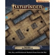 Pathfinder Flip-Mat: Shipwrecks