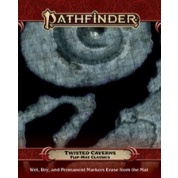 Pathfinder Flip-Mat Classics: Twisted Caverns