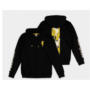 Pokémon - Attacking Pika! - Men's Zipper Hoodie