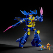 Transformers Generations - Transformers Collaborative: Marvel Comics X-Men Mash-Up, Ultimate X-Spanse 8.5-inch Leader Class