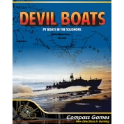 Devil Boats: PT Boats In The Solomons - EN