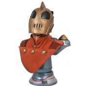 Rocketeer Legends in 3D 1/2 Scale Bust