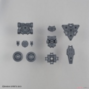 30 Minutes Missions - 30MM 1/144 OPTION ARMOR FOR SPY DRONE [RABIOT EXCLUSIVE / LIGHT GRAY]