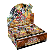 YGO - Lightning Overdrive - Booster Display (24 Packs) - EN