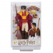Mattel Harry Potter Doll - Quidditch Harry Potter