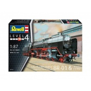 Express locomotive BR01 with tender 2'2' T32 (1:87) - EN/DE/FR/NL/ES/IT