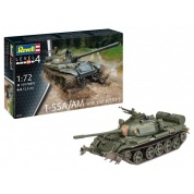 T-55A/AM with KMT-6/EMT-5 (1:72) - EN/DE/FR/NL/ES/IT
